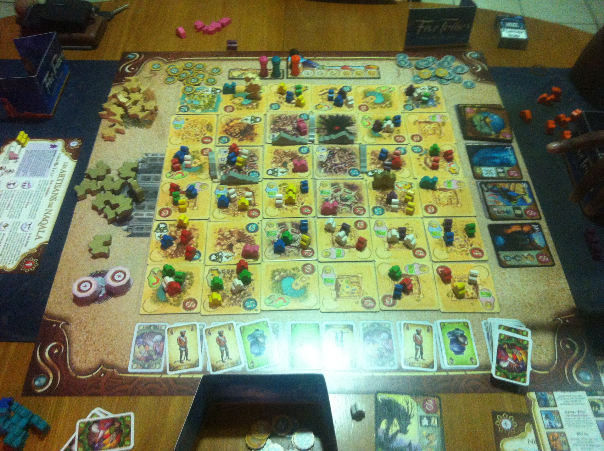 Five Tribes + Ext